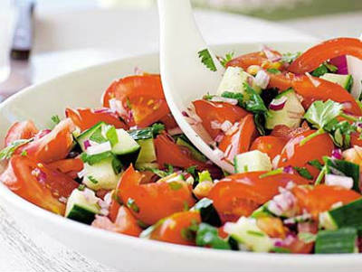 spanish salad - Spanish Salad