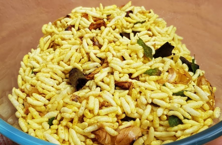 spicy puffed rice - Special Masala Pori