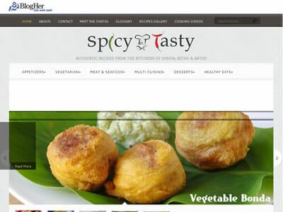 Shriya, Nithu and Arthi - Spicy Tasty