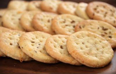 Sweet and Salt Biscuit