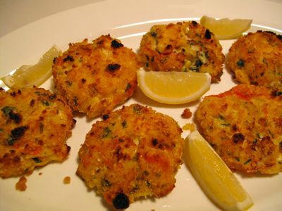 baked fish cakes - Baked Fish Cakes