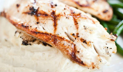 Chargrilled Fish