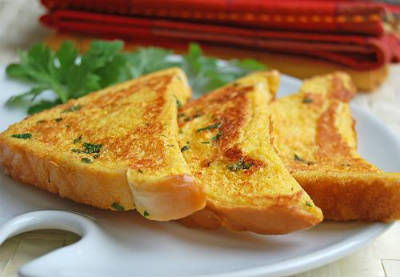 egg toast - Sweet Egg Toast