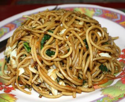 egg veg noodles - Egg Veg Noodles