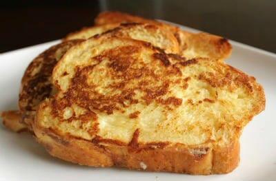 Hot Egg Toast