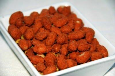 masala peanuts - Masala Peanuts Biryani