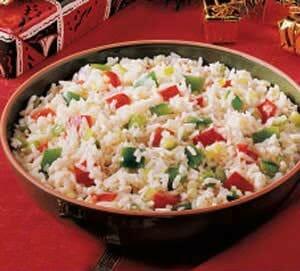 Merry Christmas Rice