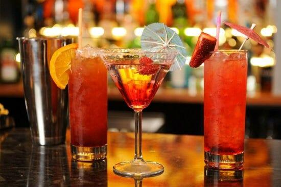 mocktails - Top 20 New Year Mocktails