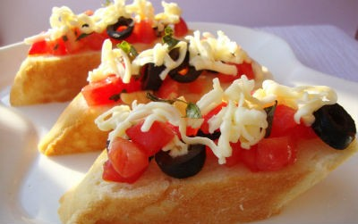 olive bruschetta - Olive Bruschetta