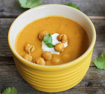 sweet potato soup - Sweet Potato Soup