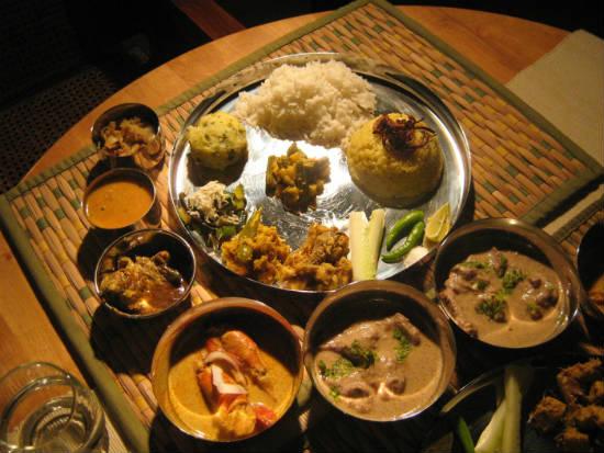 Bengali Meal
