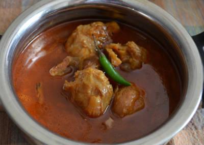 aatu kaal soup lamb leg soup - Aatu Kaal Soup (Lamb Leg Soup)