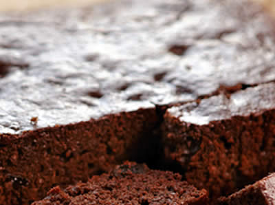 Chocolate Spiced Ginger Cake