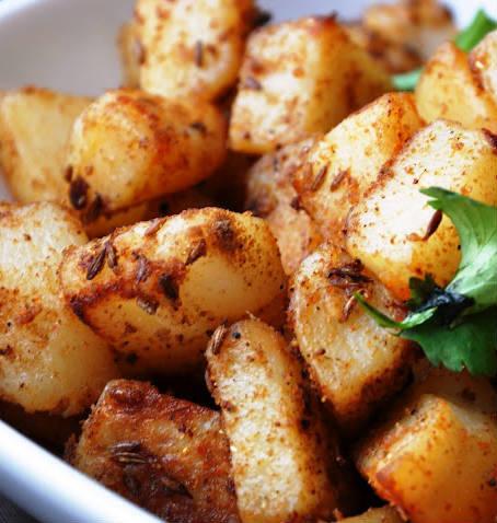 cumin potatoes - Cumin Potatoes