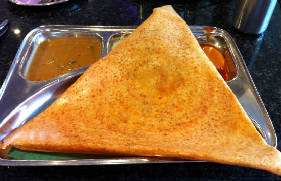 dosa - Top 10 South Indian Breakfast Dishes