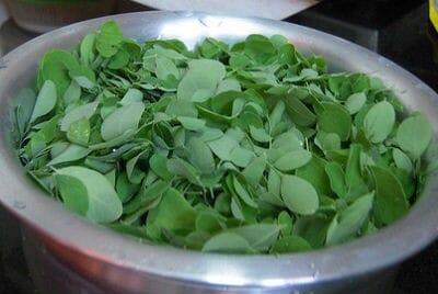 Murungai Keerai (Drumstick Leaves) Rasam