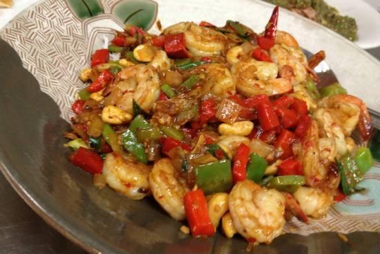 kung pao shrimp1 - Kung Pao Shrimp