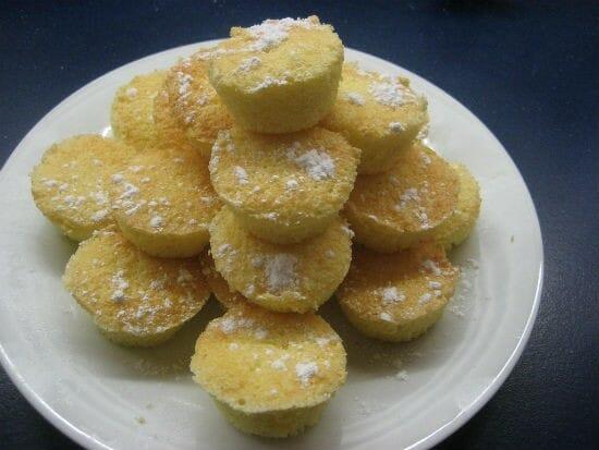 lemon tea cake - Lemon Tea Cake