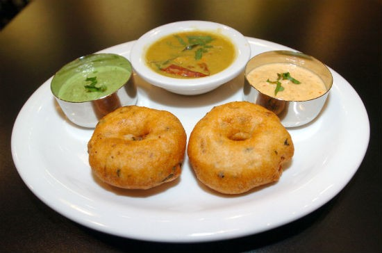 medu vada - Top 10 South Indian Breakfast Dishes