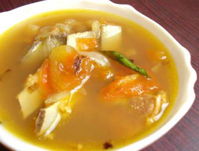 mutton bone soup - Mutton Bone Soup