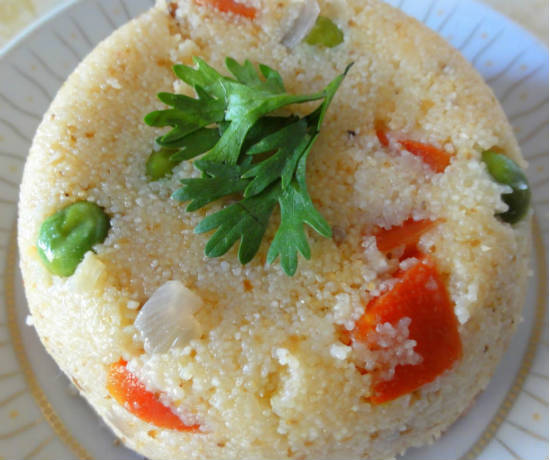 rava upma - Top 10 South Indian Breakfast Dishes