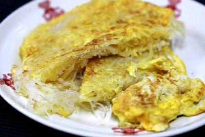 Vermicelli Omelette