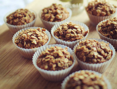 apple crumble muffins - Apple Crumble Muffin