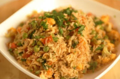 brown rice pulao - Brown Rice Pulao