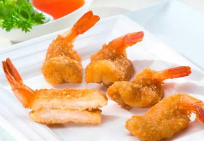 butterfly shrimp