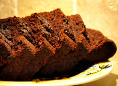 chocolate coconut pound cake - Chocolate Coconut Pound Cake