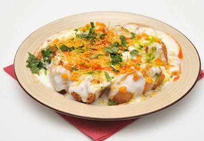 idli chaat - Mini Idli Chaat