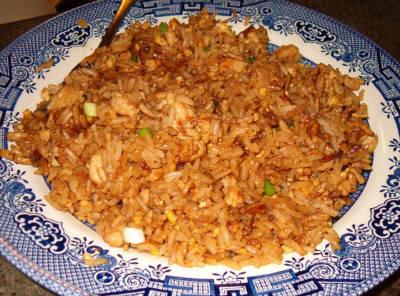indonesian fried rice - இண்டோநேசியன் பிரைட் ரைஸ்