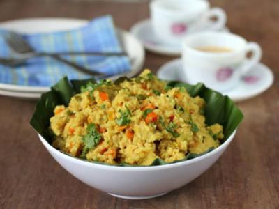 oats biryani - ஓட்ஸ் பிரியாணி