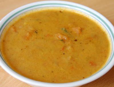 tiffin sambar - Tiffin Sambar