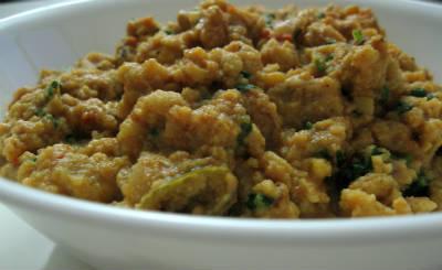 vada curry - வட கறி
