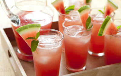 watermelon lemonade - Watermelon Lemonade