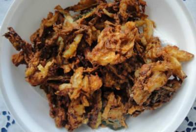 cabbage pakoda - கோஸ் பக்கோடா