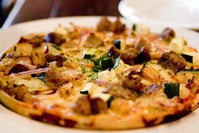 lamb pizza - Lamb Pizza