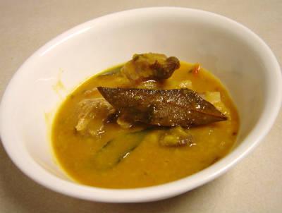 mutton chalna