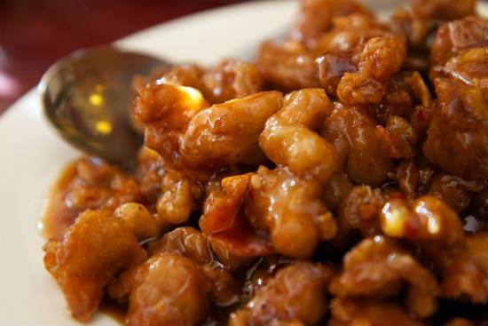 orange chicken - Orange Chicken