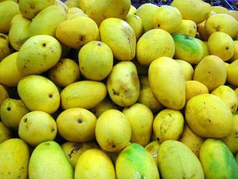 Banganaballi Mangoes