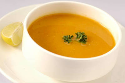 Bombay Curry Soup