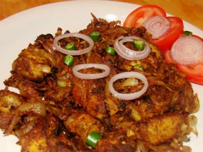 fish pepper masala - மீன் மிளகு மசாலா