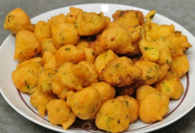 Mangodi (or moong dal vadi)