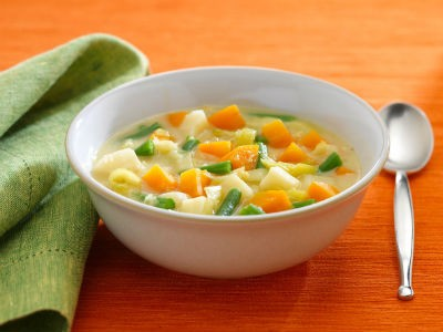 mixed vegetables soup - Mixed Vegetable Soup