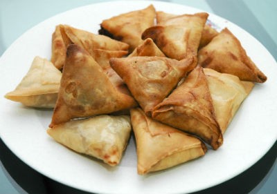mutton samosa - மட்டன் சமோஸா