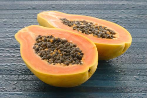 papaya - பப்பாளி பொரியல்