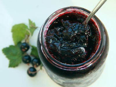 blackcurrant jam - Blackcurrant Jam