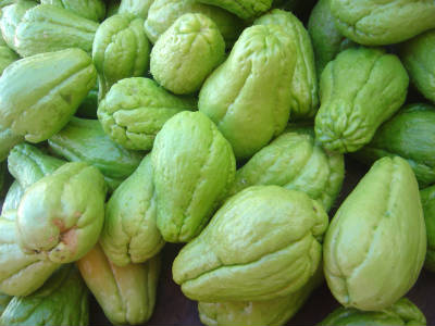 Chow Chow (Chayote)