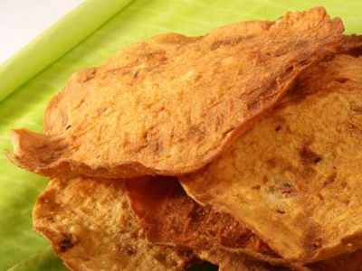 jackfruit appalam - Jackfruit Appalam